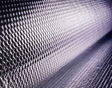 Doble Burbuja con doble Papel aluminio 2:2 Aislamiento suelo pared caravana