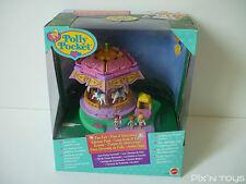 Polly Pocket / Fun Fair Spin Pretty Carousel 17923 [Full/Boxed]