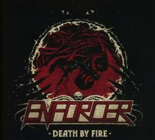 Enforcer - Death By Fire CD New/Sealed