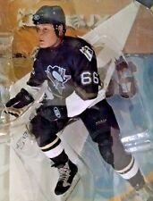 2002 McFarlane Hockey NHL Series 2 Mario Lemieux Black Variant #131