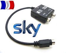 IO LINK/IO BOX RF Modulateur Pour SKY HD BOX Utilisé Avec TV Eye Œil Magique