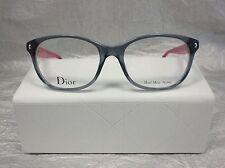 Original Christian Dior Brille Brillenfassung CD 3237 Farbe DVF grau pink
