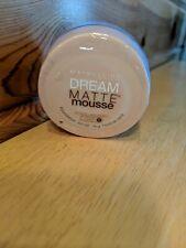Maybelline Dream Matte Mousse Foundation Light 1 Porcelain Ivory .64 oz