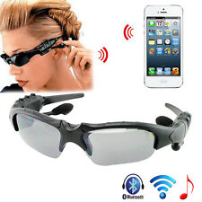 Wireles Sunglasses Bluetooth Stereo Headphone Headset for Phone/Tablet PC/Laptop