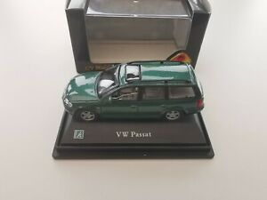 Green Volkswagen Passat 1/72 Hongwell Cararama boxed/packaged