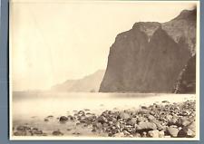 Portugal, Madeira  Vintage print.  Tirage argentique  15x20  Circa 1900