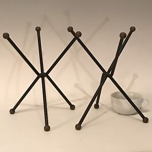 Tripod Display Supports (pair)