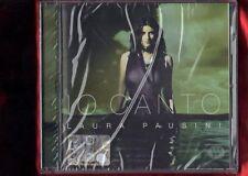 LAURA PAUSINI-IO CANTO CD NUOVO SIGILLATO