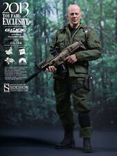 Hot Toys Joe Colton 1/6 Figure GI Joe Retaliation MMS206 Toy Fair Exclusive