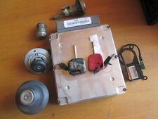 Kit centralina con chiavi e code Ford Fiesta 4 1.2 16v 97FB12A650 ASC  [5330.13]