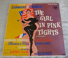 The Girl In The Gold Tights Soundtrack LP Columbia Jeanmaire Charles Goldner