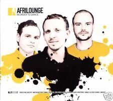 AFRILOUNGE =in order to dance= Buttrich/Curly/Burkhardt...= MINIMAL TECH GROOVES