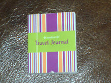 "AMERICAN GIRL DOLL 18"" Jess Travel Journal  Book Library RETIRED"