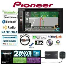 "Pioneer AVIC-6200NEX 6.2"" Navigation DVD Receiver w/ Satellite Radio SXV300v1"