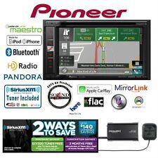 "Pioneer AVIC-6200NEX 6.2"" Navigation DVD Receiver w/ Satellite Radio SXV300v1"