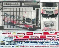 Transkit 1/43 MERCEDES BENZ L460 ASSISTENZA PORSCHE ALMERAS anni '80  Arena Tk42
