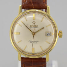Vintage Omega Seamaster DeVille Automatic Wristwatch