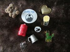 More details for breweriana : pin badges ' charms etc guinness / gilbeys / joshua tetley