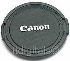 Snap-on Front Lens Cap For CANON Rebel XT XTi EOS EF-S 18-55mm f/3.5-5.6 lens