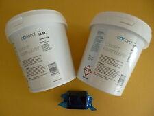 2 x Dosen mit 20 Würfel Sanit Wasserkasten WC Spülkasten Reinigungstabs Tabs