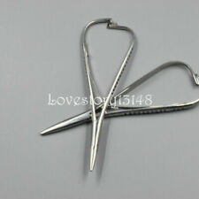 Dental 5 Pcs Orthodontic Instrument Oral Mathieu Needle Holder Forceps Tip Plier