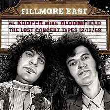 AL  KOOPER : FILLMORE EAST: THE LOST CONCERT TAPES 12-13-68 (CD) sealed