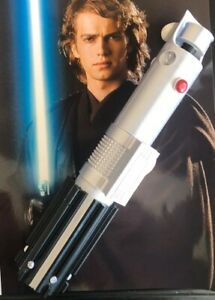 1:1 Scale - 3D Printed Anakin/Luke/Rey Style Lightsaber Hilt Cosplay Prop