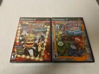 Buzz! Junior Robo Jam & The Hollywood Quiz PS2 Brand New Sealed