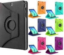 "Smart 360 Degree Rotation Stand Case Samsung Galaxy Tab E 3 4 A6 7"" 10.1"" A 9.7"""