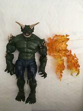 "10"" Infinite Series BAF MARVEL LEGENDS Ultimate Green Goblin Spider-Man Figure"