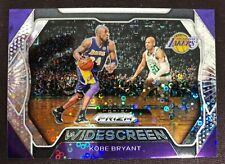 Panini Prizm - Kobe Bryant Widescreen Silver Disco NBA Card - Pack Fresh
