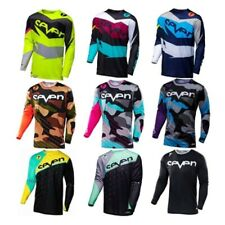 Seven Long Sleeve Shirt Jersey Mountain Bike Downhill Dirtbike Riding Motocross