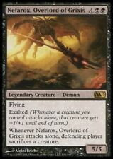 MTG 1x NEFAROX, OVERLORD OF GRIXIS - M13 *Rare Fly Exalted NM*