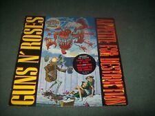Guns N' Roses - Appetite For Destruction LP UK & Europe 1987 on Geffen 924 148-1