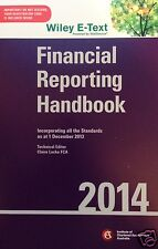 E-Text ACCESS CODE ONLY - Financial Reporting Handbook 2014 - 9780730310082