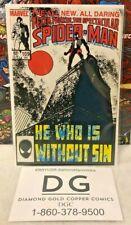 PETER PARKER THE SPECTACULAR SPIDER-MAN #109 VF MARVEL COMICS