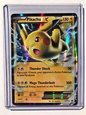 Pokemon card - Pikachu EX Holo XY Promo Edition XY174 = Mega NM-M Ultra Rare