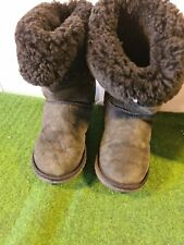 womens ugg boots in black uk 6