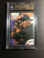 Michael Jordan 1994 Action Packed BGS 9.5 X 3   Chicago Bulls White Sox Scouting