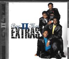 """CD ALBUM 8 TITRES--BOYZ II MEN--EXTRAS """"JAPAN PRESS""""--1996"""
