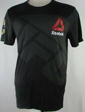 UFC Team Ireland Reebok Men's Activewear Short Sleeve T-Shirt