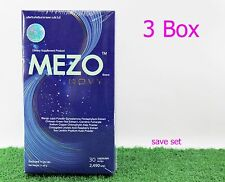3X MEZO NOVY DIET&WEIGHT NATURAL FIBER BODY FAT SHAPE SLENDER HEALTHY 90 CAPSULE