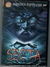 LA SECTA. dvd  ( Clasicos de culto. )