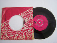 """RECORD 7 """" 45 T VINYL JUKE BOX , THE SEARCHERS , DON ' T THROW YOUR LOVE AWAY"""