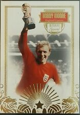 Panini Bobby Moore England Captain Legend Limited Edition Card #/1966  West Ham
