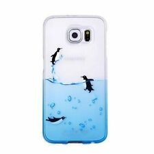 Silicone/Gel/Rubber Matte Fitted Cases for Samsung Galaxy S6 edge