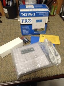 Pro1 IAQ T631W-2 Wireless PTAC Non Programmable Thermostat. 45KE80