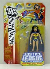Justice League Unlimited Wonder Woman with Cape Mattel 2006 4+ NIP 5 inch S169-5