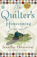 The Elm Creek Quilts: The Quilter's Homecoming 10 by Jennifer Chiaverini (2008,