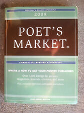 2009 Poet's Market by Writer's Digest Books Editors and Nancy Breen (2008 s#3718